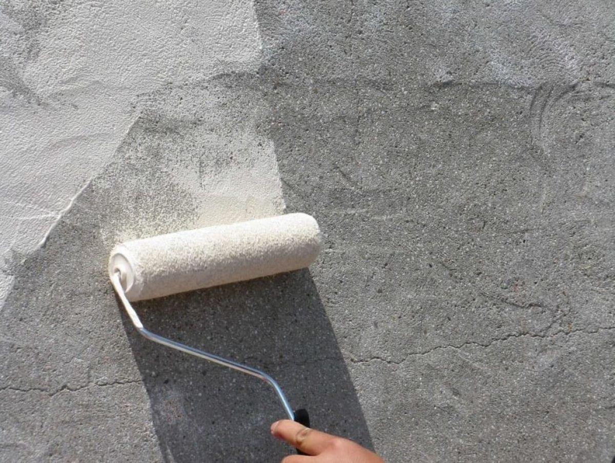 Бетон пейнт заменитель бетона купить в омске